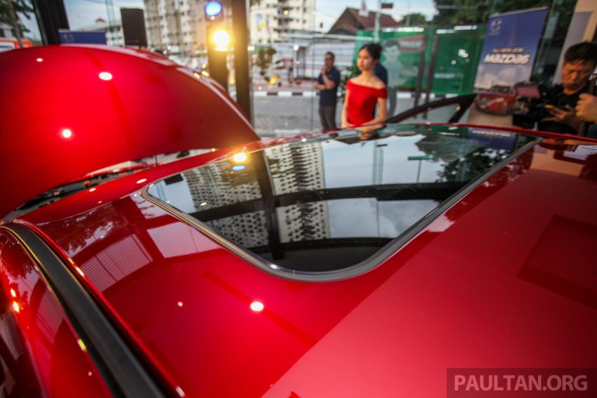 2018年式小改款 Mazda 6 登陆大马,更帅气外表,引擎重新调校,4个等级包括 Touring 车型,原厂较后公布新车价 Image #73968