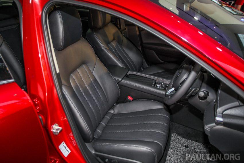 2018年式小改款 Mazda 6 登陆大马,更帅气外表,引擎重新调校,4个等级包括 Touring 车型,原厂较后公布新车价 Image #73973