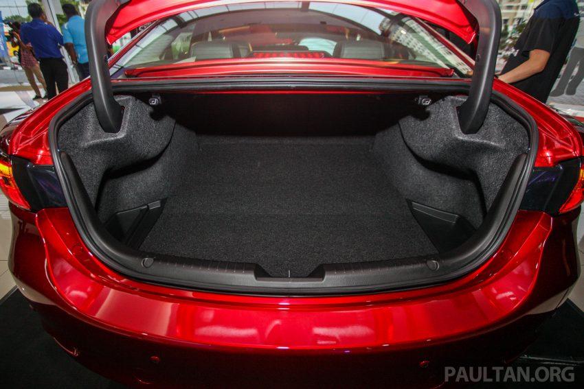 2018年式小改款 Mazda 6 登陆大马,更帅气外表,引擎重新调校,4个等级包括 Touring 车型,原厂较后公布新车价 Image #73976