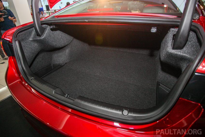2018年式小改款 Mazda 6 登陆大马,更帅气外表,引擎重新调校,4个等级包括 Touring 车型,原厂较后公布新车价 Image #73977