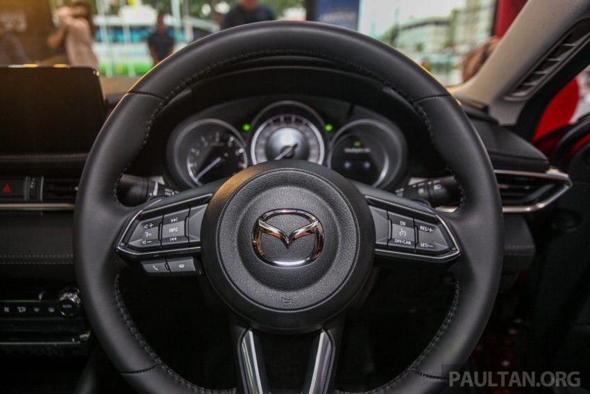 2018年式小改款 Mazda 6 登陆大马,更帅气外表,引擎重新调校,4个等级包括 Touring 车型,原厂较后公布新车价 Image #73983