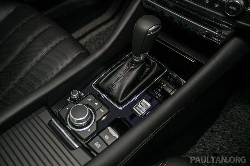 2018年式小改款 Mazda 6 登陆大马,更帅气外表,引擎重新调校,4个等级包括 Touring 车型,原厂较后公布新车价 Image #73984