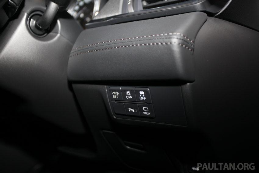 2018年式小改款 Mazda 6 登陆大马,更帅气外表,引擎重新调校,4个等级包括 Touring 车型,原厂较后公布新车价 Image #73988