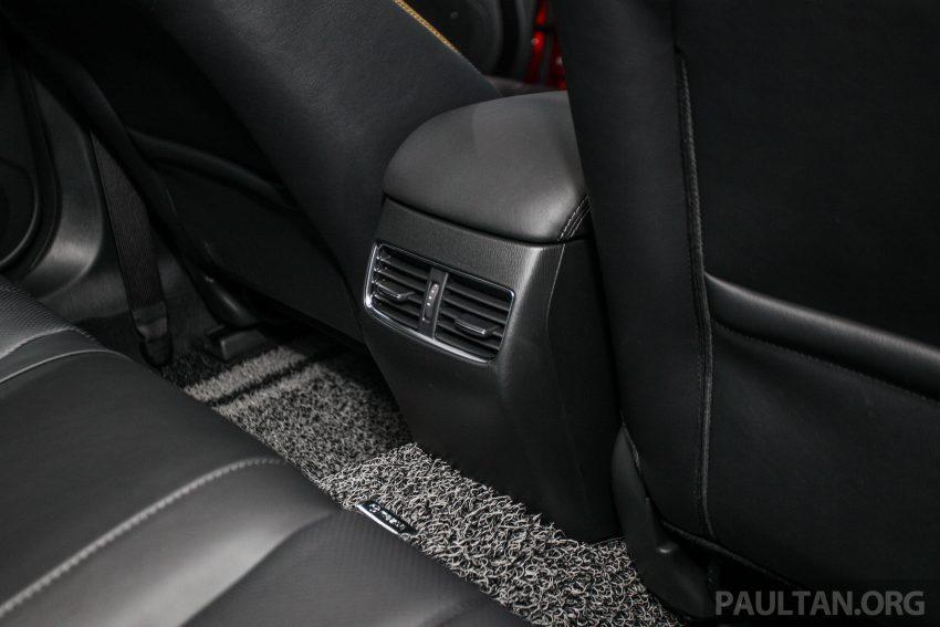 2018年式小改款 Mazda 6 登陆大马,更帅气外表,引擎重新调校,4个等级包括 Touring 车型,原厂较后公布新车价 Image #73989