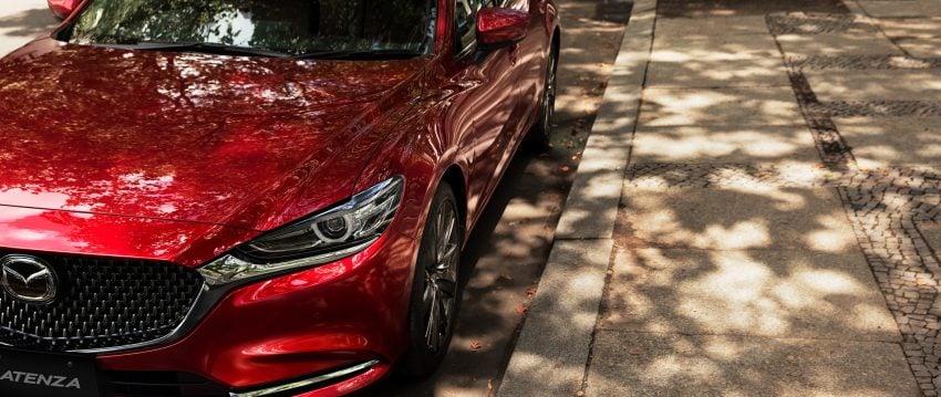 2018年式小改款 Mazda 6 登陆大马,更帅气外表,引擎重新调校,4个等级包括 Touring 车型,原厂较后公布新车价 Image #73927