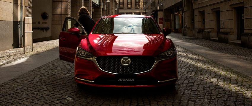 2018年式小改款 Mazda 6 登陆大马,更帅气外表,引擎重新调校,4个等级包括 Touring 车型,原厂较后公布新车价 Image #73928