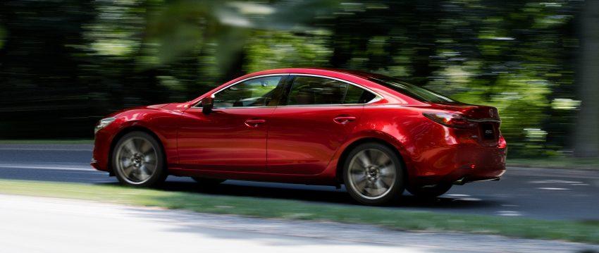 2018年式小改款 Mazda 6 登陆大马,更帅气外表,引擎重新调校,4个等级包括 Touring 车型,原厂较后公布新车价 Image #73929