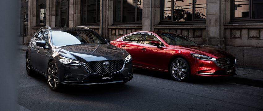 2018年式小改款 Mazda 6 登陆大马,更帅气外表,引擎重新调校,4个等级包括 Touring 车型,原厂较后公布新车价 Image #73930