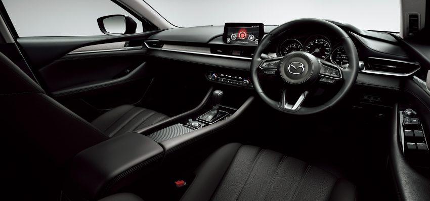 2018年式小改款 Mazda 6 登陆大马,更帅气外表,引擎重新调校,4个等级包括 Touring 车型,原厂较后公布新车价 Image #73934