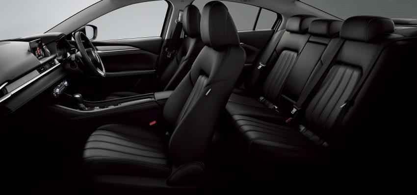 2018年式小改款 Mazda 6 登陆大马,更帅气外表,引擎重新调校,4个等级包括 Touring 车型,原厂较后公布新车价 Image #73935