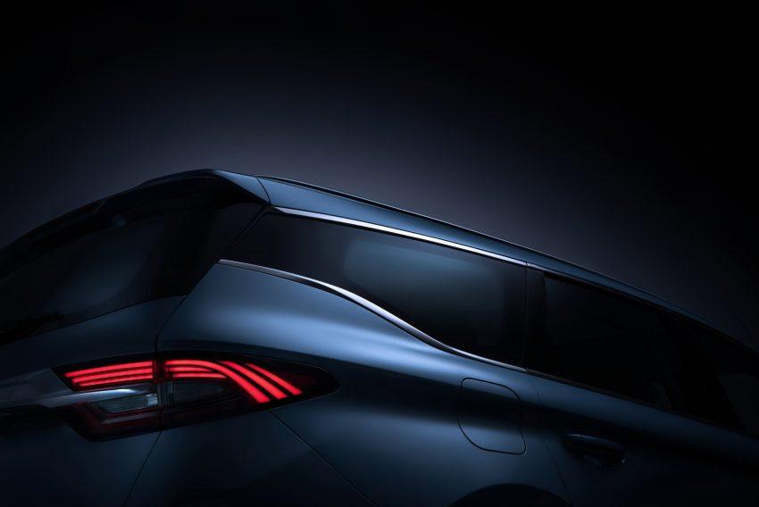 吉利发布全新MPV预告图,下一代 Proton Exora 原型车? Image #77114