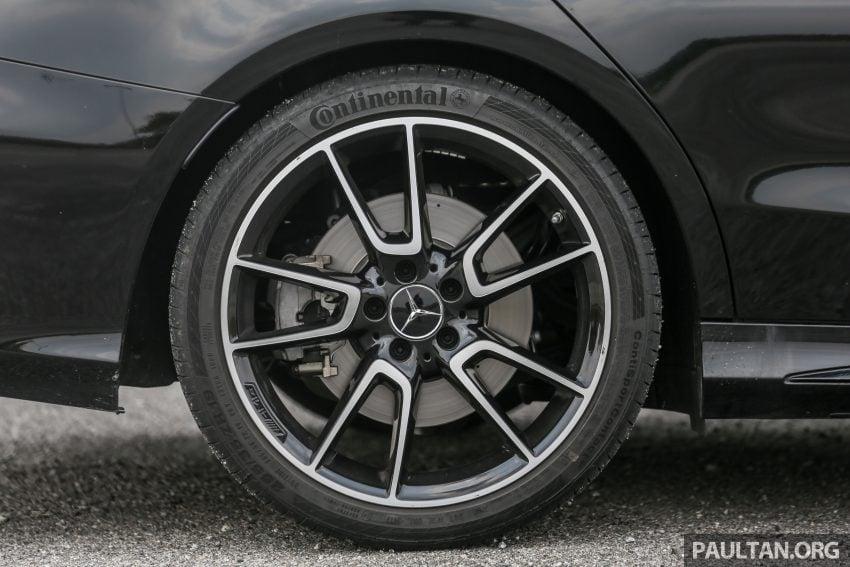 试驾:Mercedes-AMG C 43 / GLC 43,如假包换的 AMG Image #76082