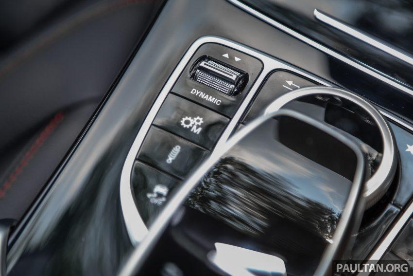 试驾:Mercedes-AMG C 43 / GLC 43,如假包换的 AMG Image #76112
