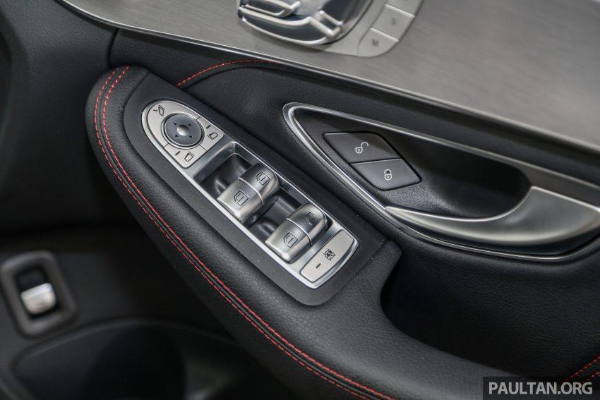试驾:Mercedes-AMG C 43 / GLC 43,如假包换的 AMG Image #76121