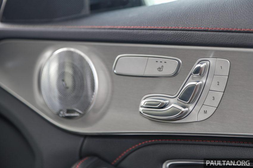 试驾:Mercedes-AMG C 43 / GLC 43,如假包换的 AMG Image #76122