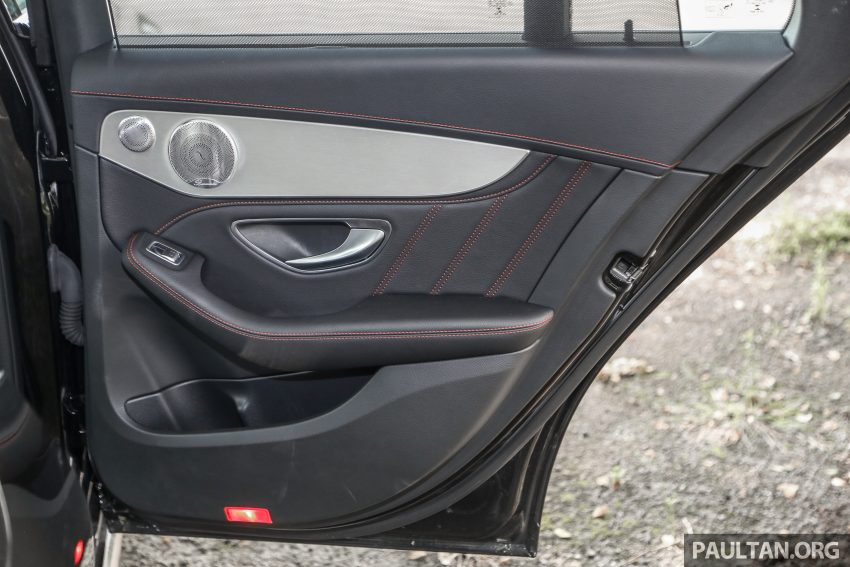 试驾:Mercedes-AMG C 43 / GLC 43,如假包换的 AMG Image #76127
