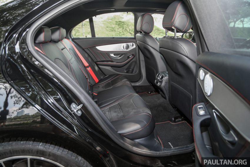 试驾:Mercedes-AMG C 43 / GLC 43,如假包换的 AMG Image #76129