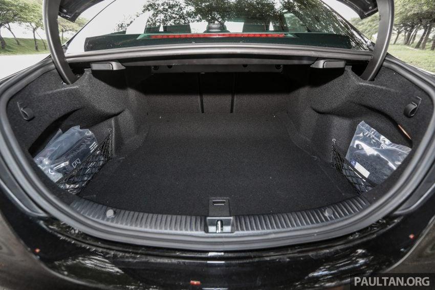 试驾:Mercedes-AMG C 43 / GLC 43,如假包换的 AMG Image #76133