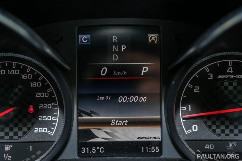 试驾:Mercedes-AMG C 43 / GLC 43,如假包换的 AMG Image #76100