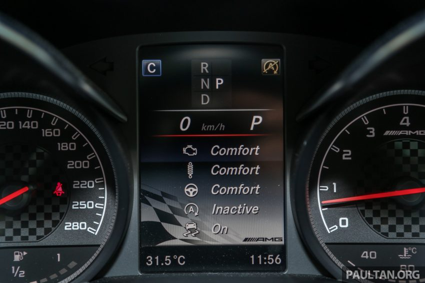 试驾:Mercedes-AMG C 43 / GLC 43,如假包换的 AMG Image #76101