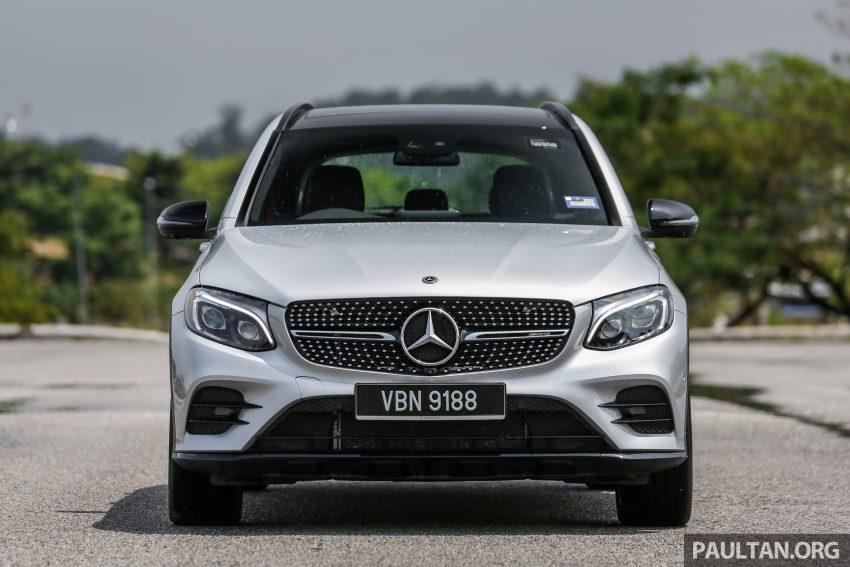 试驾:Mercedes-AMG C 43 / GLC 43,如假包换的 AMG Image #76146