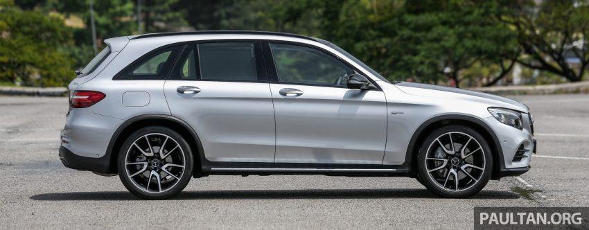 试驾:Mercedes-AMG C 43 / GLC 43,如假包换的 AMG Image #76149