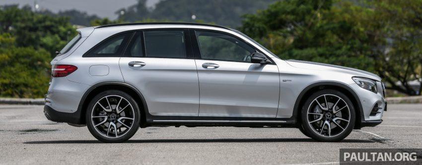 试驾:Mercedes-AMG C 43 / GLC 43,如假包换的 AMG Image #76150