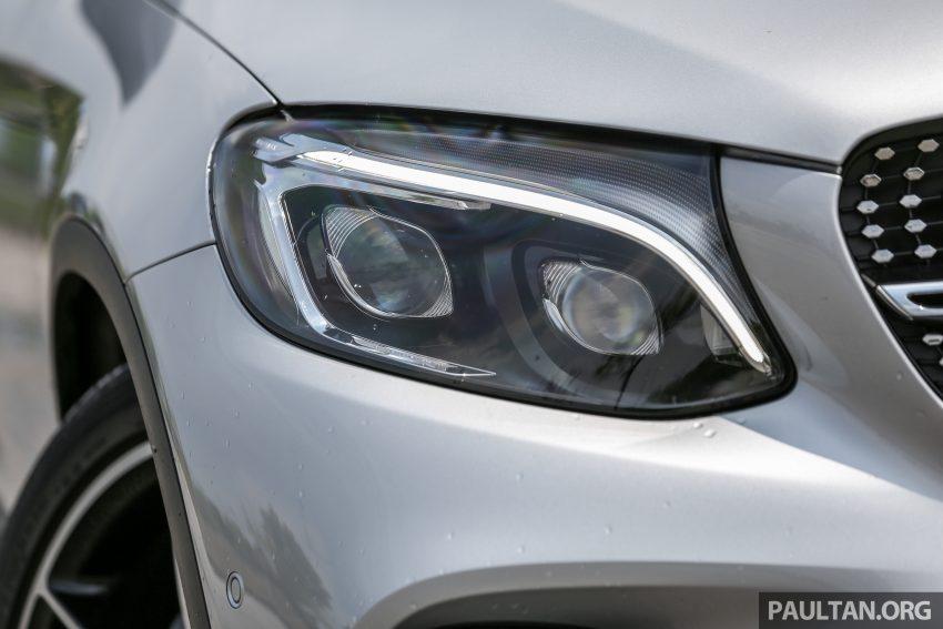 试驾:Mercedes-AMG C 43 / GLC 43,如假包换的 AMG Image #76152