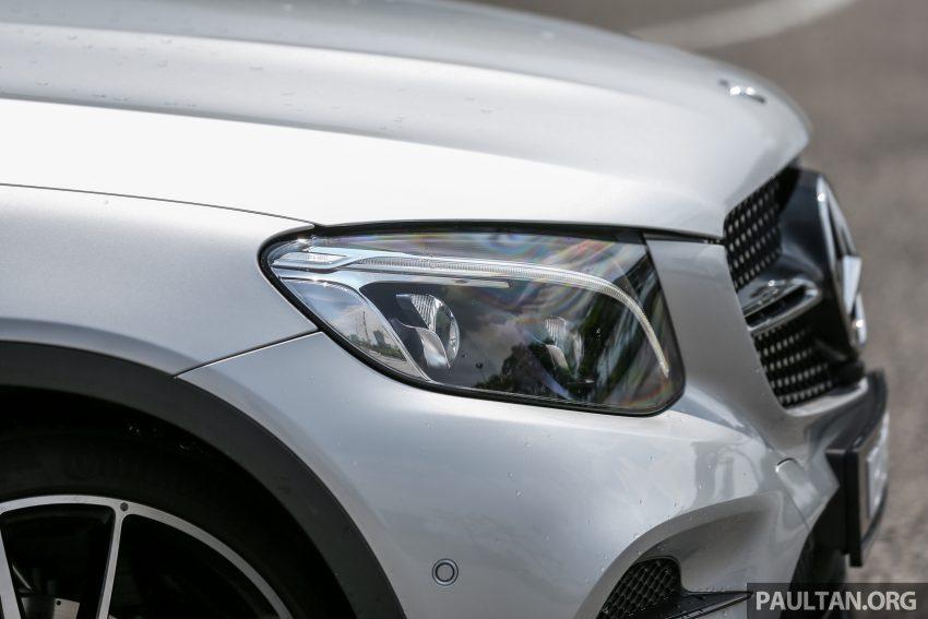 试驾:Mercedes-AMG C 43 / GLC 43,如假包换的 AMG Image #76153