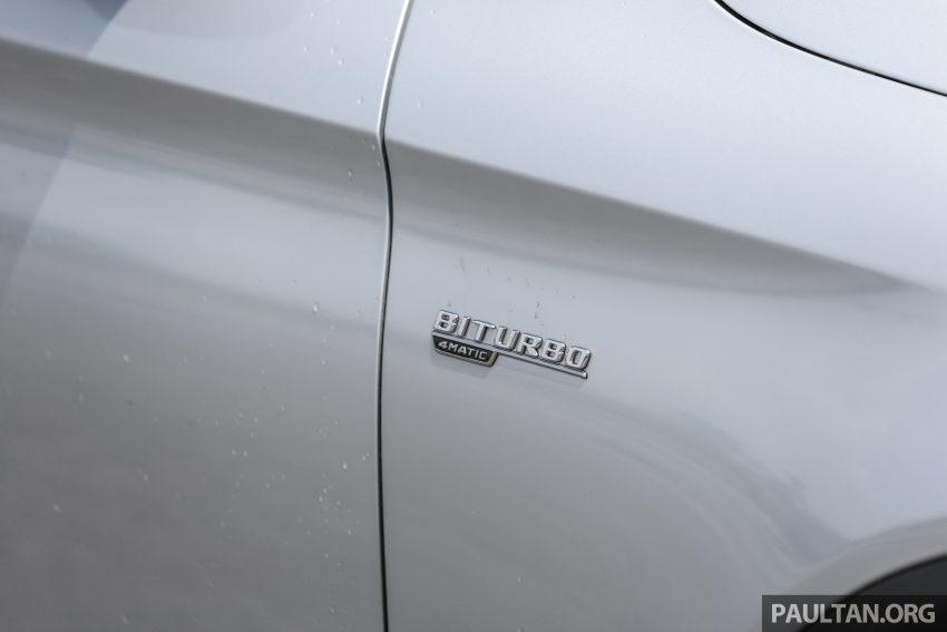 试驾:Mercedes-AMG C 43 / GLC 43,如假包换的 AMG Image #76158