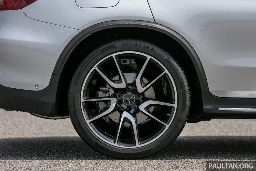 试驾:Mercedes-AMG C 43 / GLC 43,如假包换的 AMG Image #76163