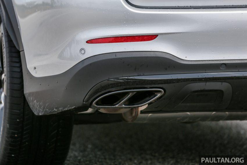 试驾:Mercedes-AMG C 43 / GLC 43,如假包换的 AMG Image #76167
