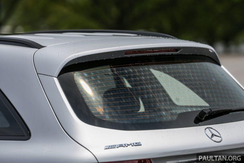 试驾:Mercedes-AMG C 43 / GLC 43,如假包换的 AMG Image #76169
