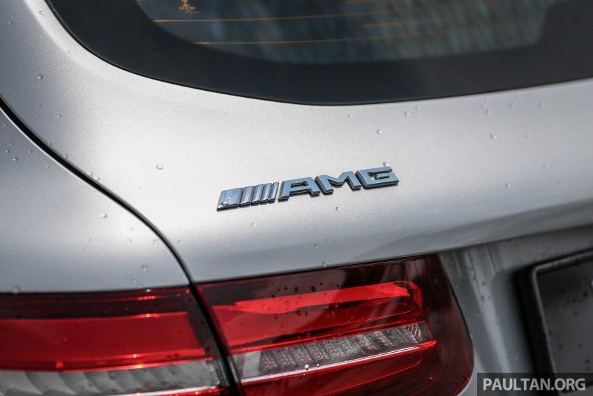 试驾:Mercedes-AMG C 43 / GLC 43,如假包换的 AMG Image #76171
