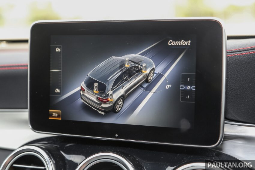 试驾:Mercedes-AMG C 43 / GLC 43,如假包换的 AMG Image #76186