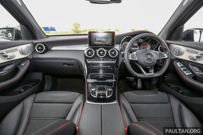试驾:Mercedes-AMG C 43 / GLC 43,如假包换的 AMG Image #76175