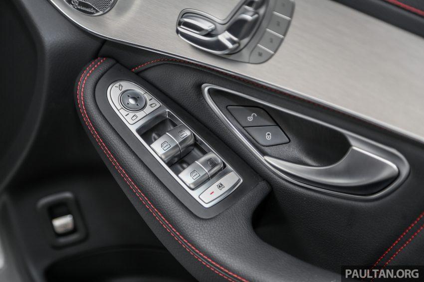 试驾:Mercedes-AMG C 43 / GLC 43,如假包换的 AMG Image #76199