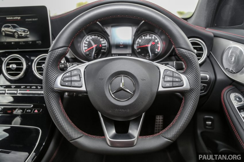 试驾:Mercedes-AMG C 43 / GLC 43,如假包换的 AMG Image #76176