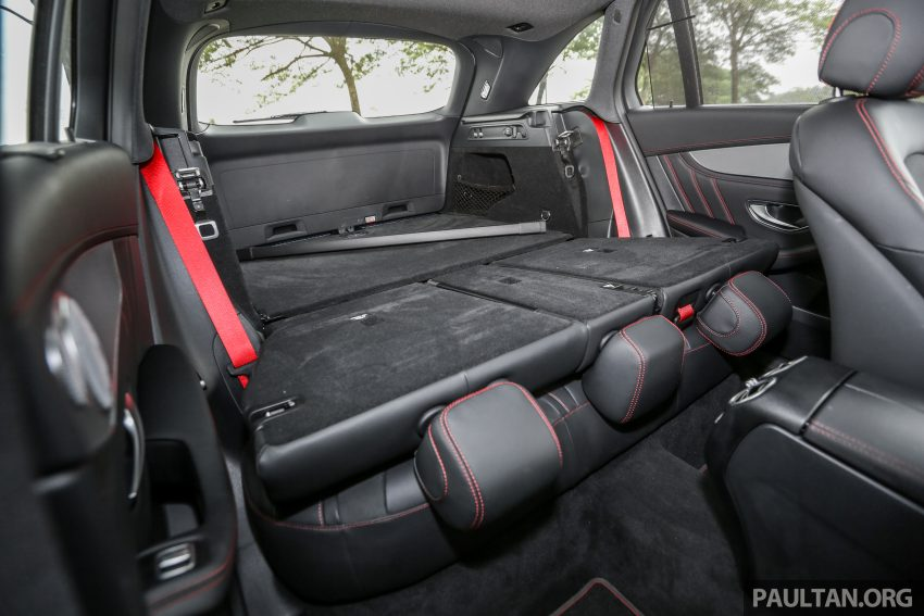 试驾:Mercedes-AMG C 43 / GLC 43,如假包换的 AMG Image #76207