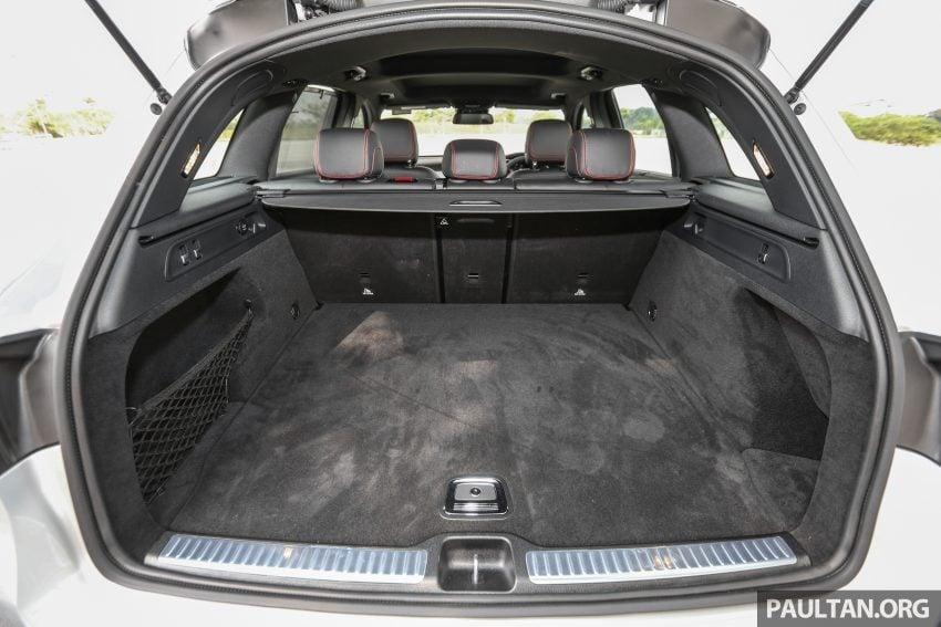试驾:Mercedes-AMG C 43 / GLC 43,如假包换的 AMG Image #76210