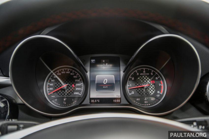 试驾:Mercedes-AMG C 43 / GLC 43,如假包换的 AMG Image #76177