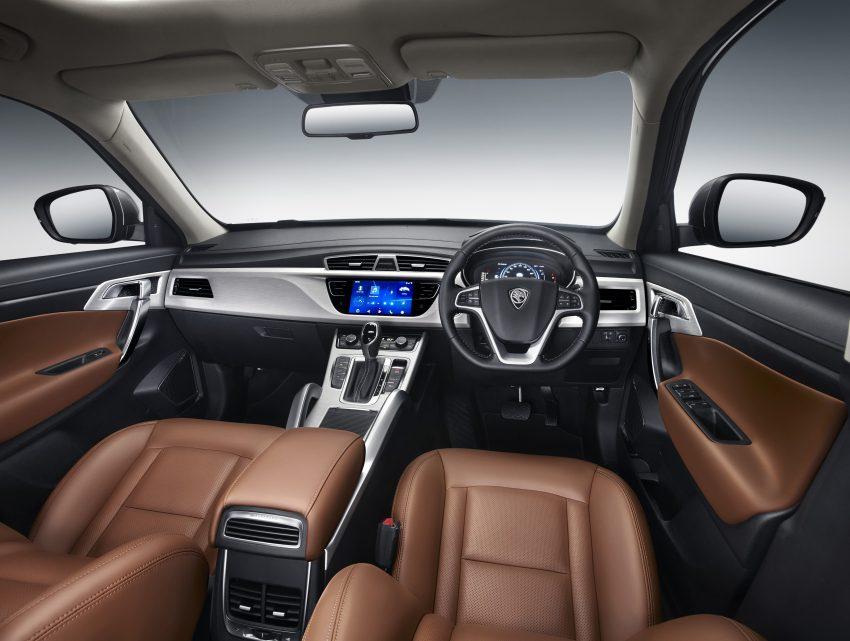 首款SUV面纱揭开,Proton X70 媒体预览,明日开放预订 Image #75725
