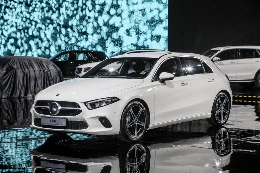 全新 Mercedes-Benz A-Class 登陆大马,入门22万令吉起 Image #78893