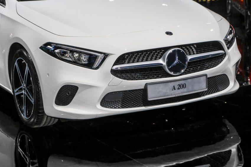 全新 Mercedes-Benz A-Class 登陆大马,入门22万令吉起 Image #78894
