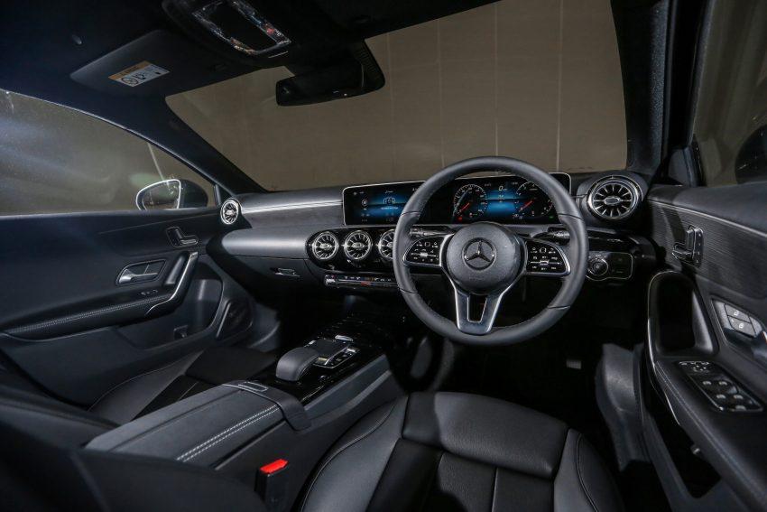 全新 Mercedes-Benz A-Class 登陆大马,入门22万令吉起 Image #78906