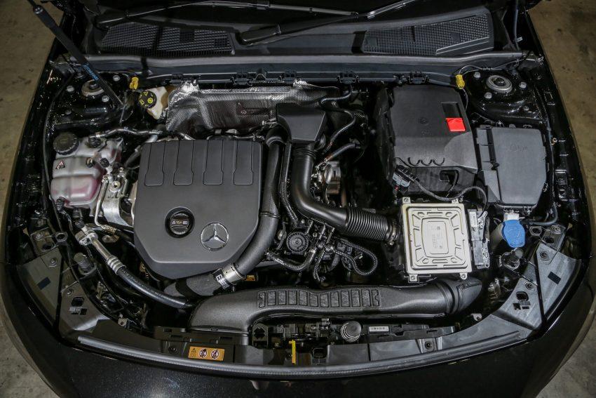 全新 Mercedes-Benz A-Class 登陆大马,入门22万令吉起 Image #78915