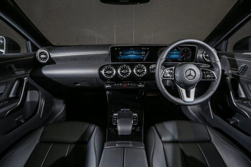 全新 Mercedes-Benz A-Class 登陆大马,入门22万令吉起 Image #78907
