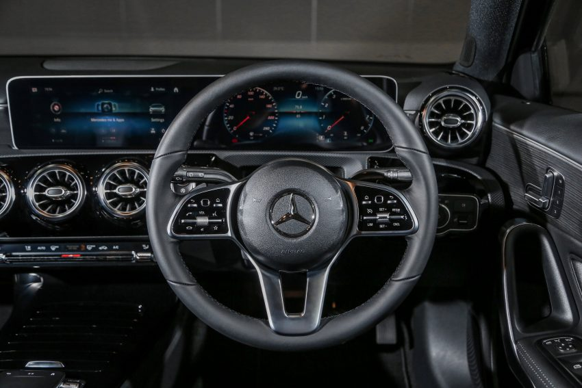 全新 Mercedes-Benz A-Class 登陆大马,入门22万令吉起 Image #78908