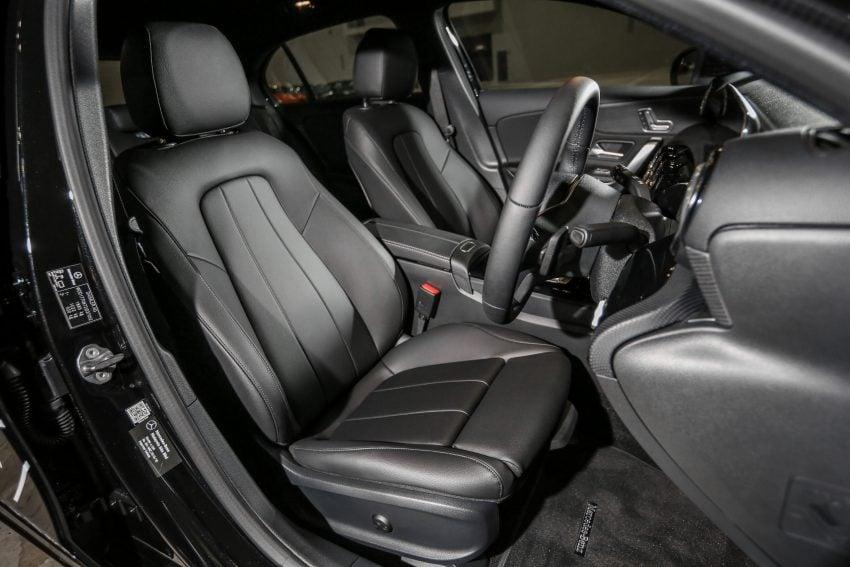 全新 Mercedes-Benz A-Class 登陆大马,入门22万令吉起 Image #78913