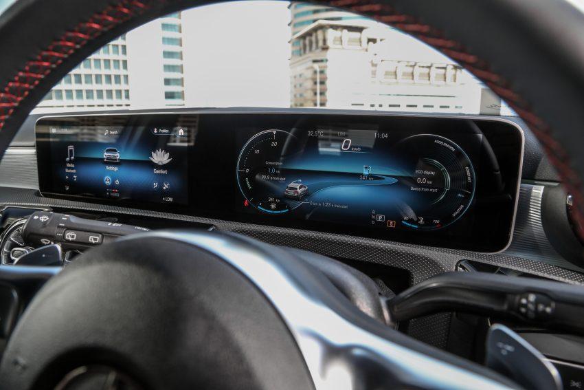 全新 Mercedes-Benz A-Class 登陆大马,入门22万令吉起 Image #78754
